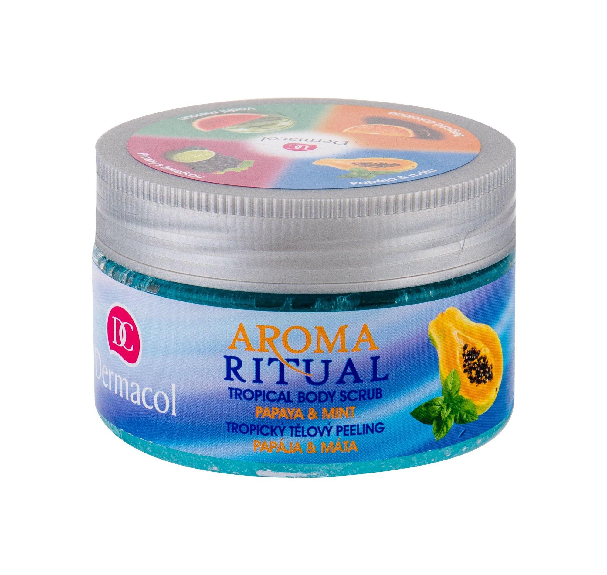 Dermacol Aroma Ritual Body Peeling 200ml