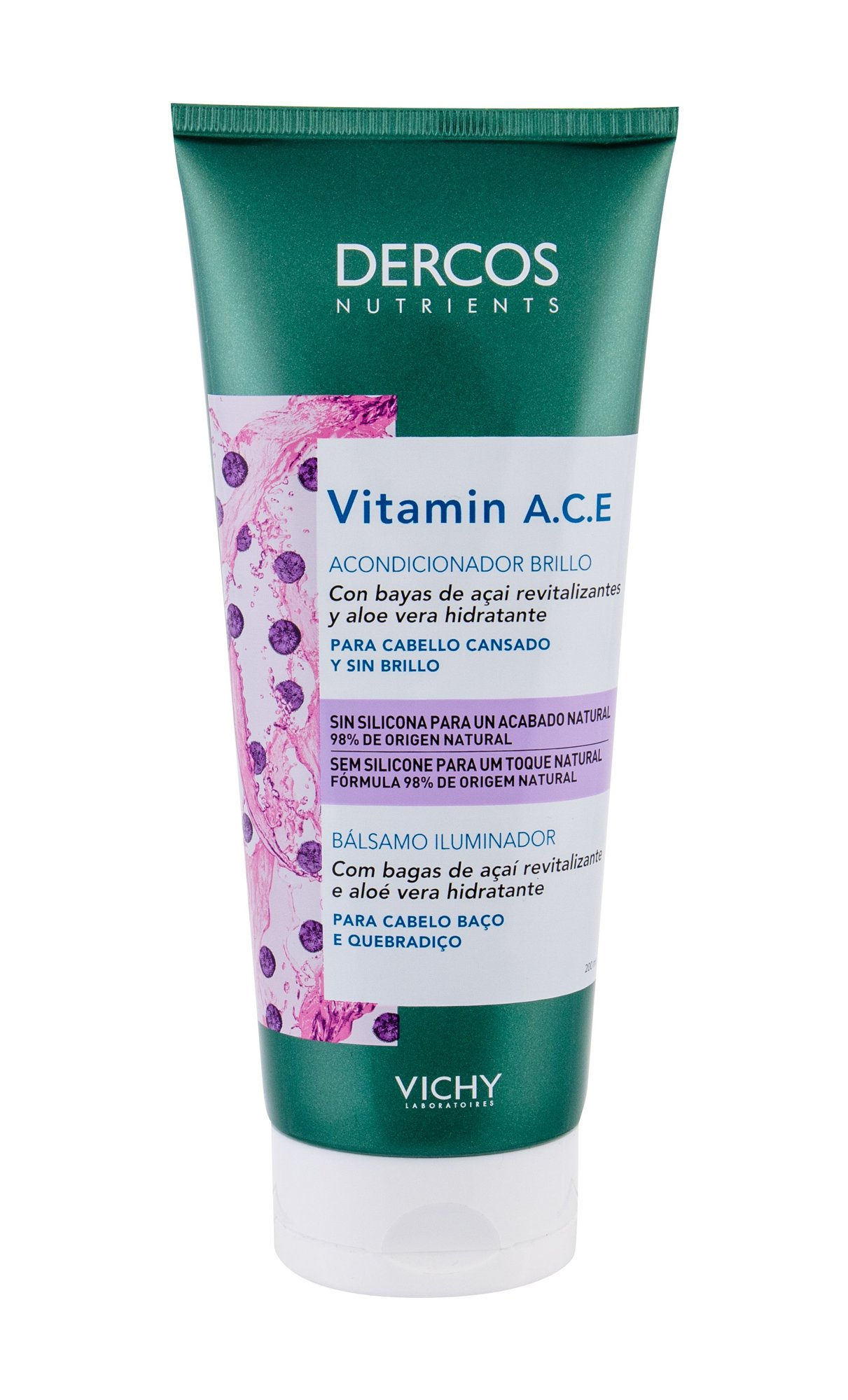 Vichy Dercos Conditioner 200ml