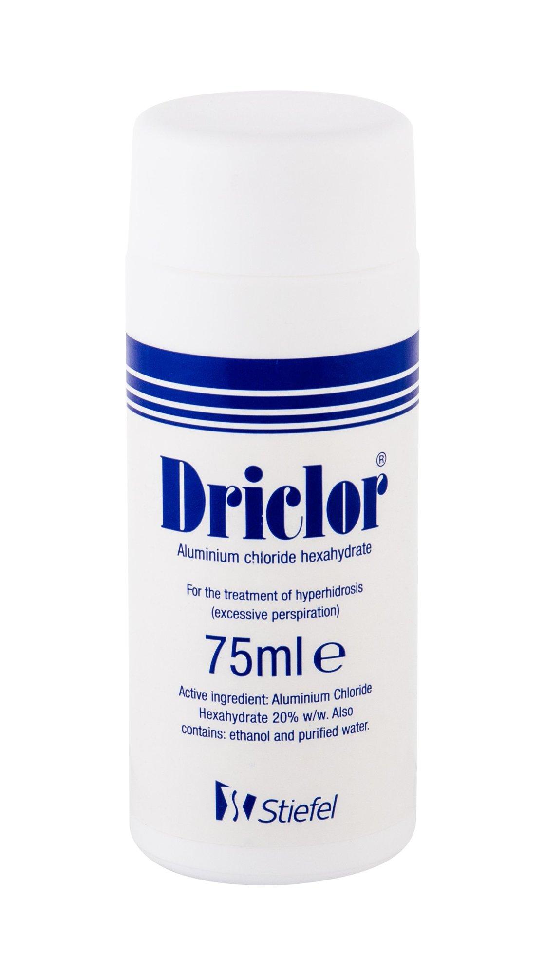 Driclor Antiperspirant Antiperspirant 75ml