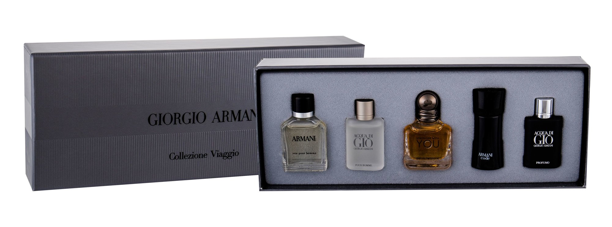 Giorgio Armani Mini Set Eau de Toilette 28ml