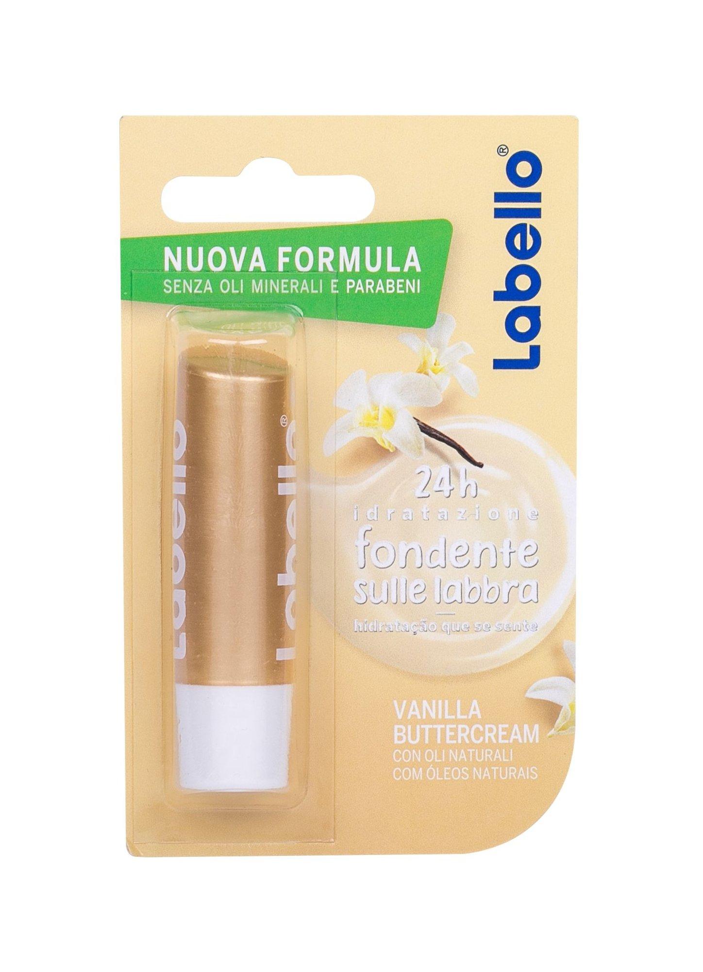 Labello Melt-In Lip Balm 4,8ml Vanilla Buttercream