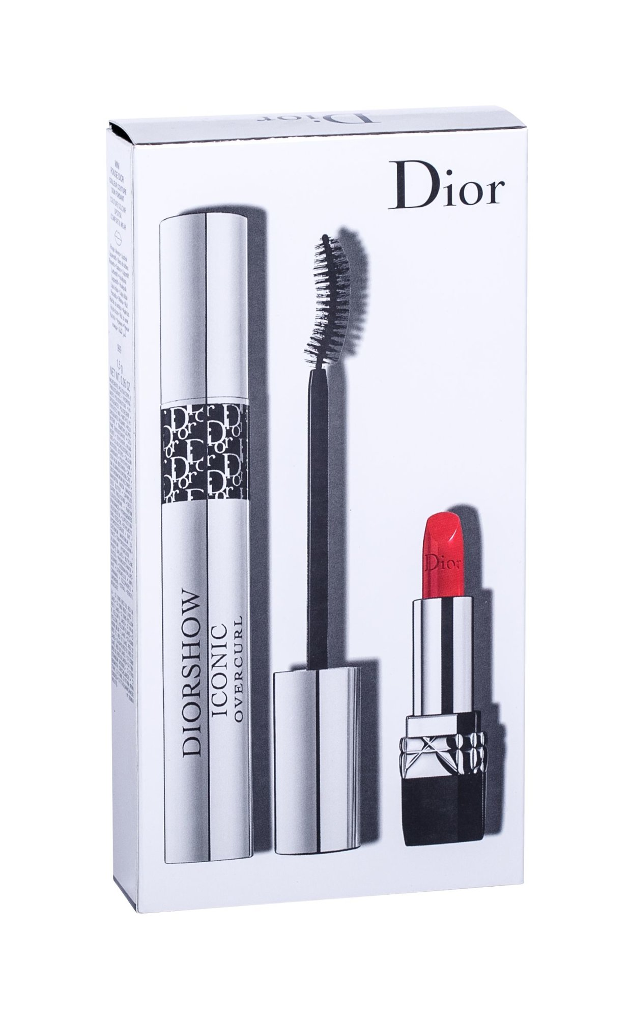 Christian Dior Diorshow Iconic Overcurl Mascara 10ml 090 Over Black