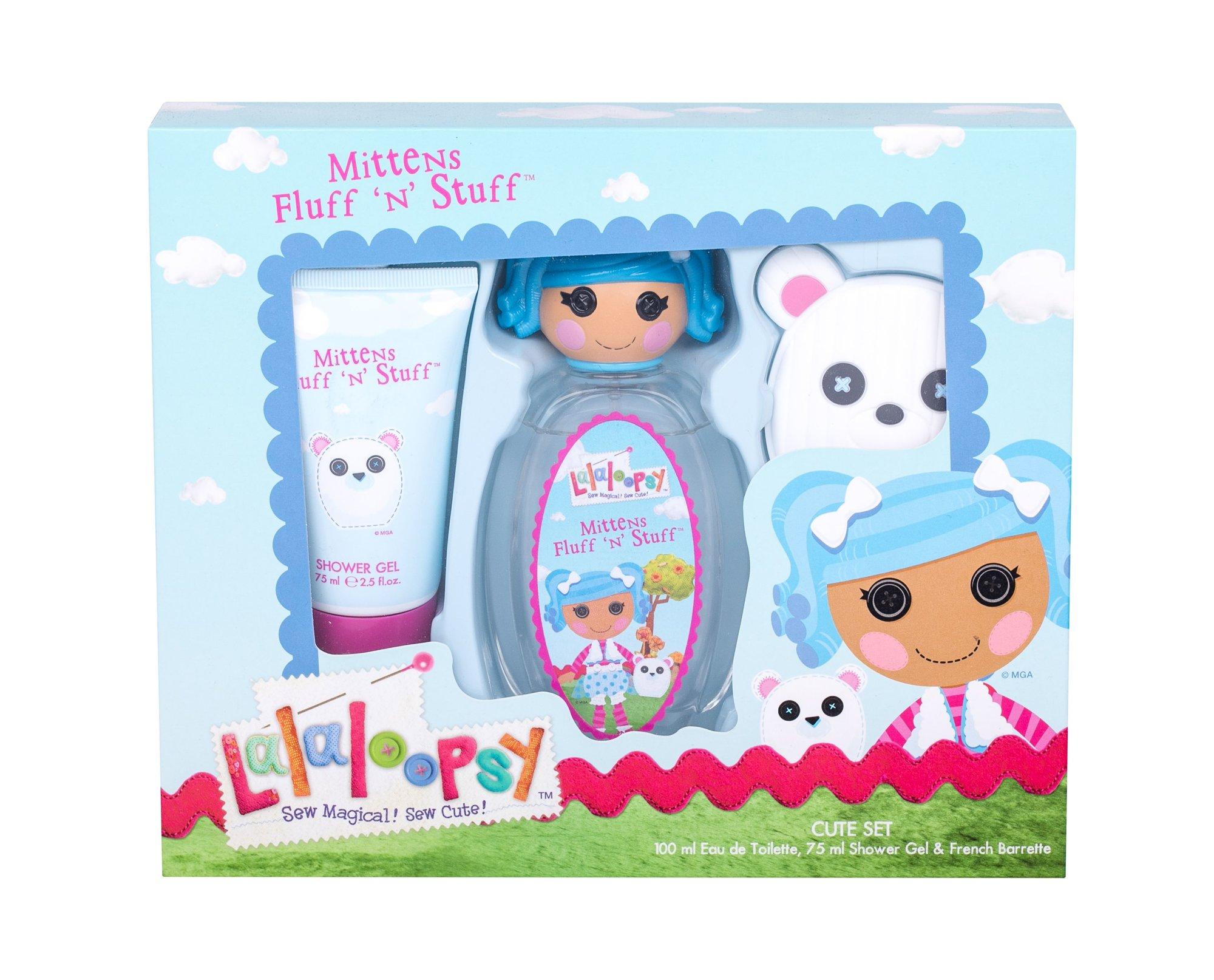 Lalaloopsy Mittens Fluff ´n´ Stuff Eau de Toilette 100ml