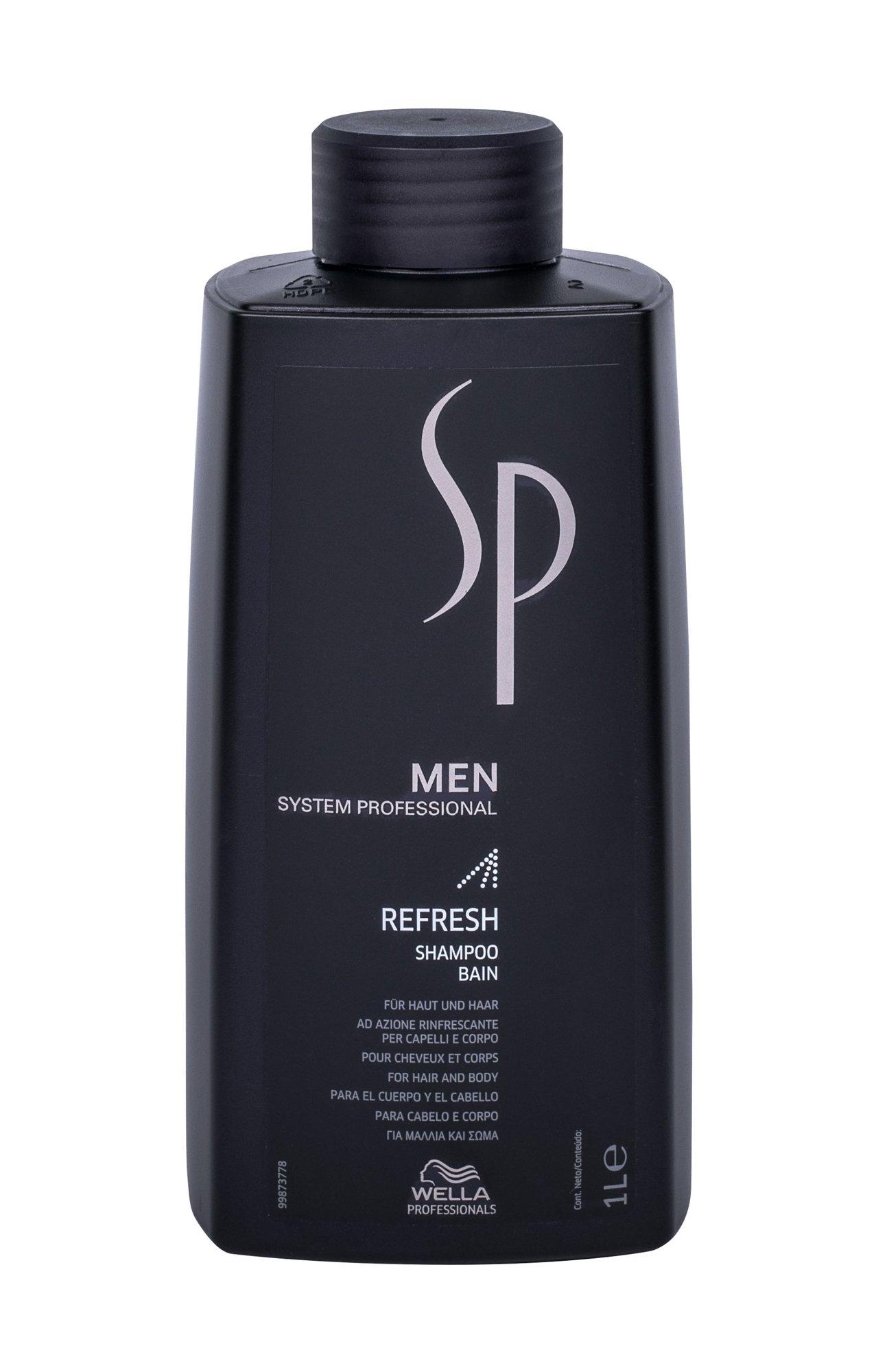 Wella SP Men Shampoo 1000ml