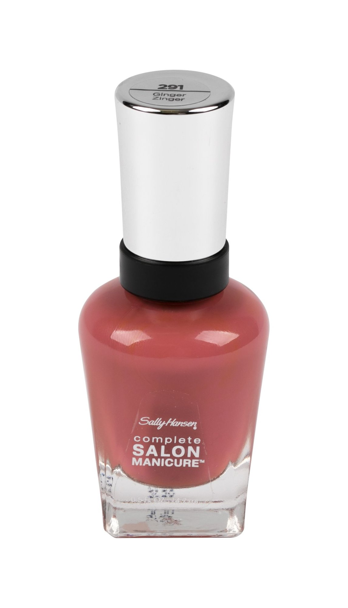 Sally Hansen Complete Salon Manicure Nail Polish 14,7ml 291 Ginger Zinger