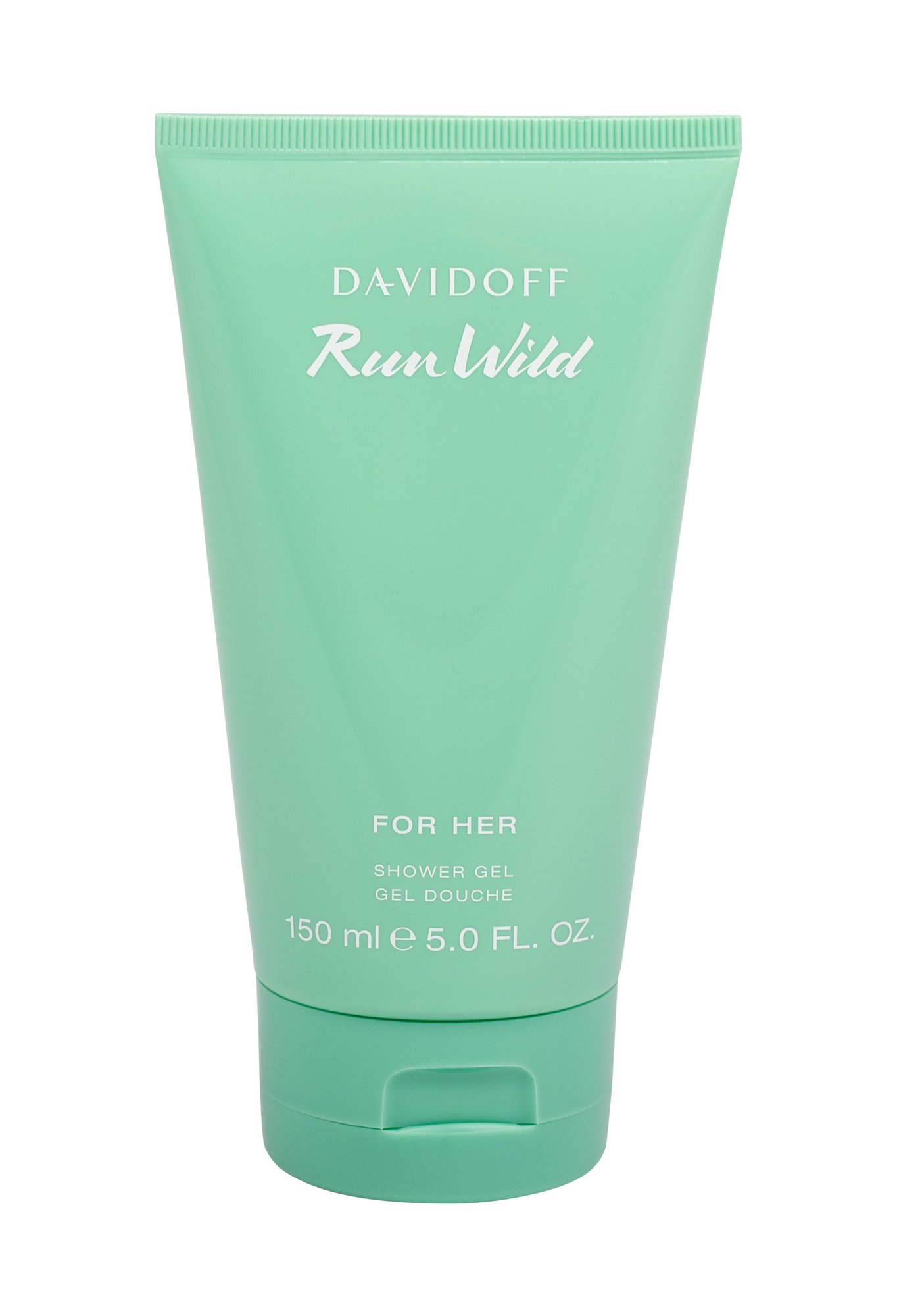 Davidoff Run Wild Shower Gel 150ml