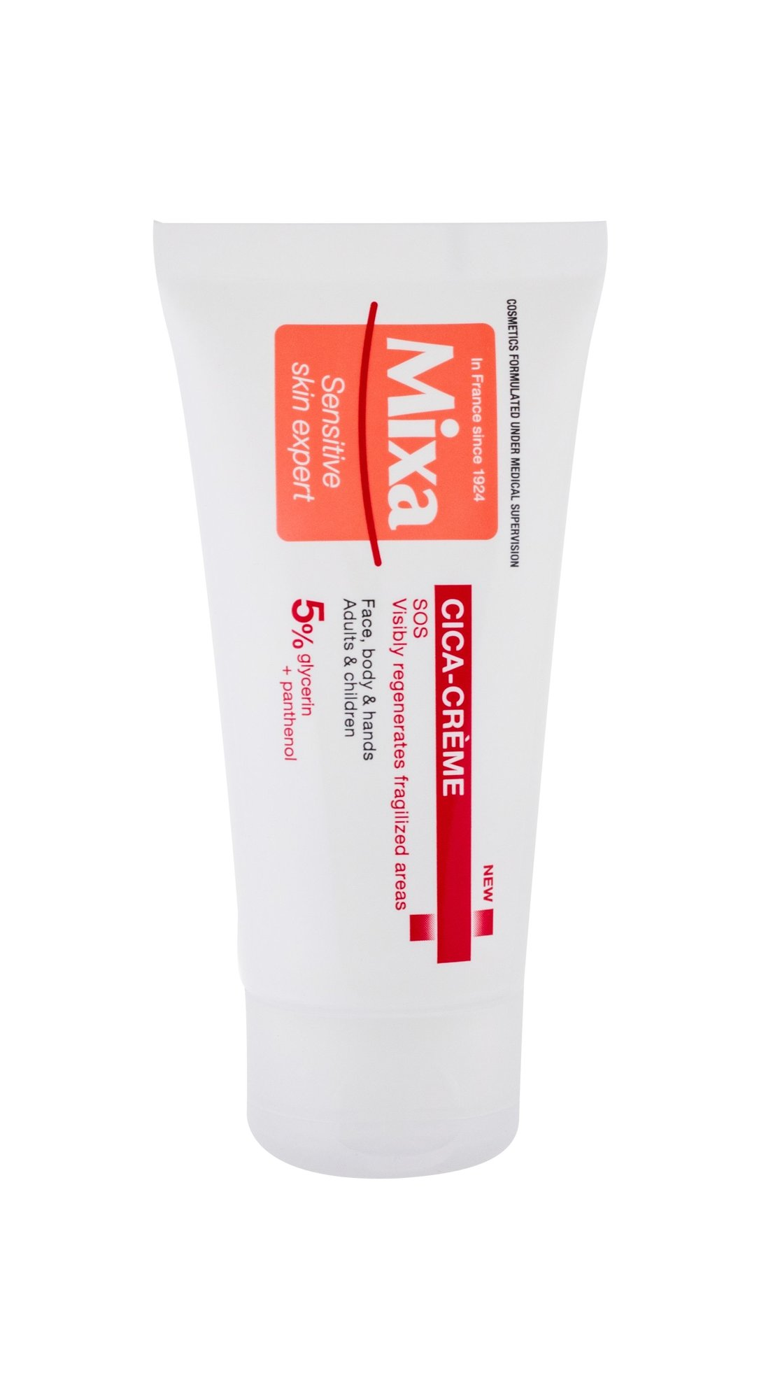 Mixa Cica-Creme Day Cream 50ml