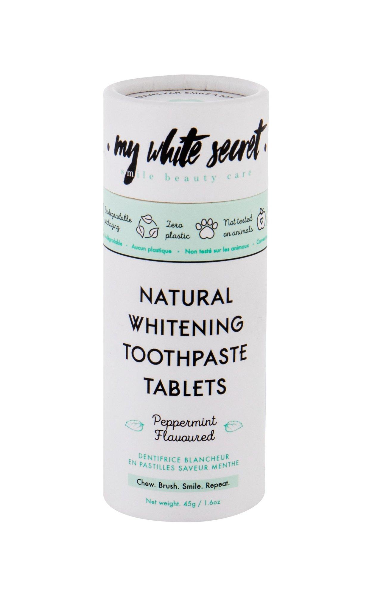 My White Secret Toothpaste Toothpaste 45ml