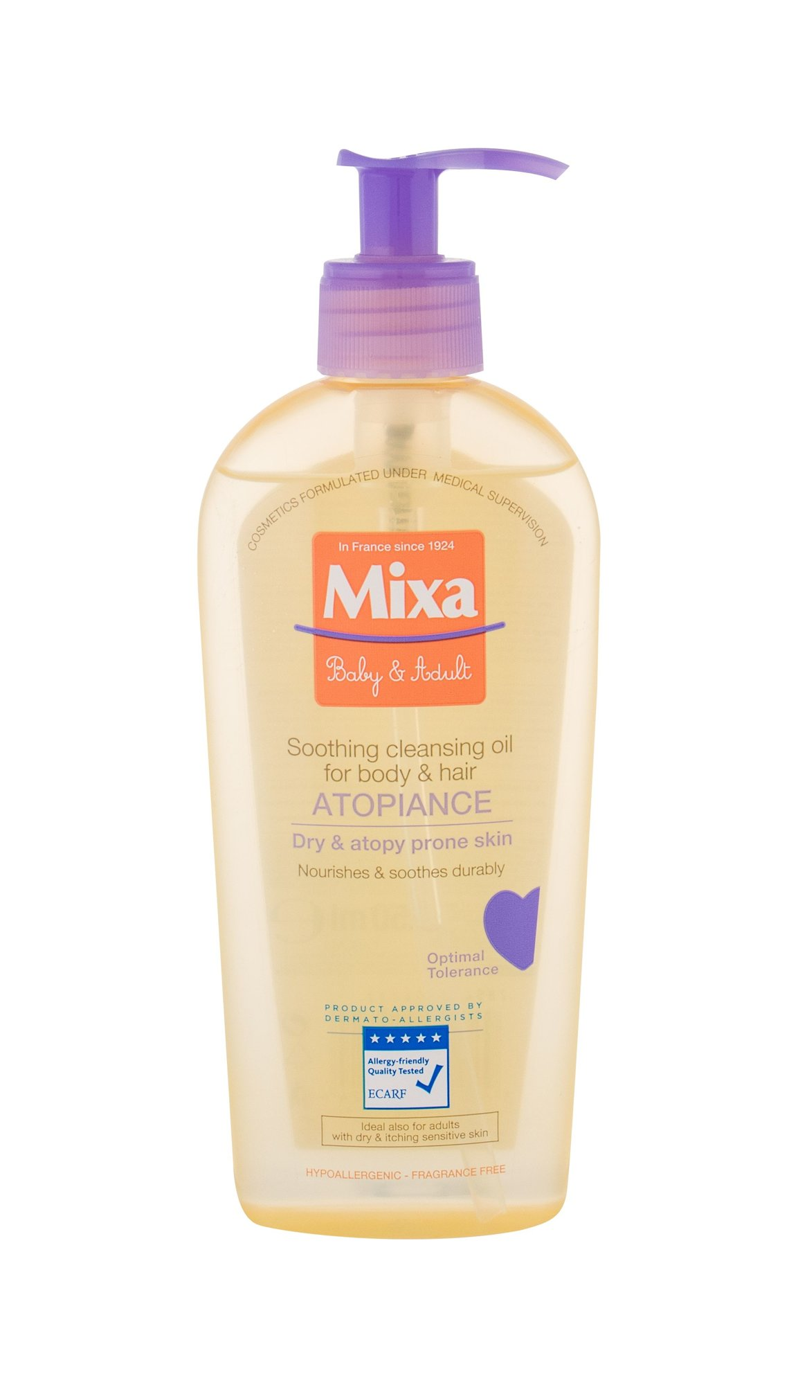 Mixa Atopiance Shower Oil 250ml