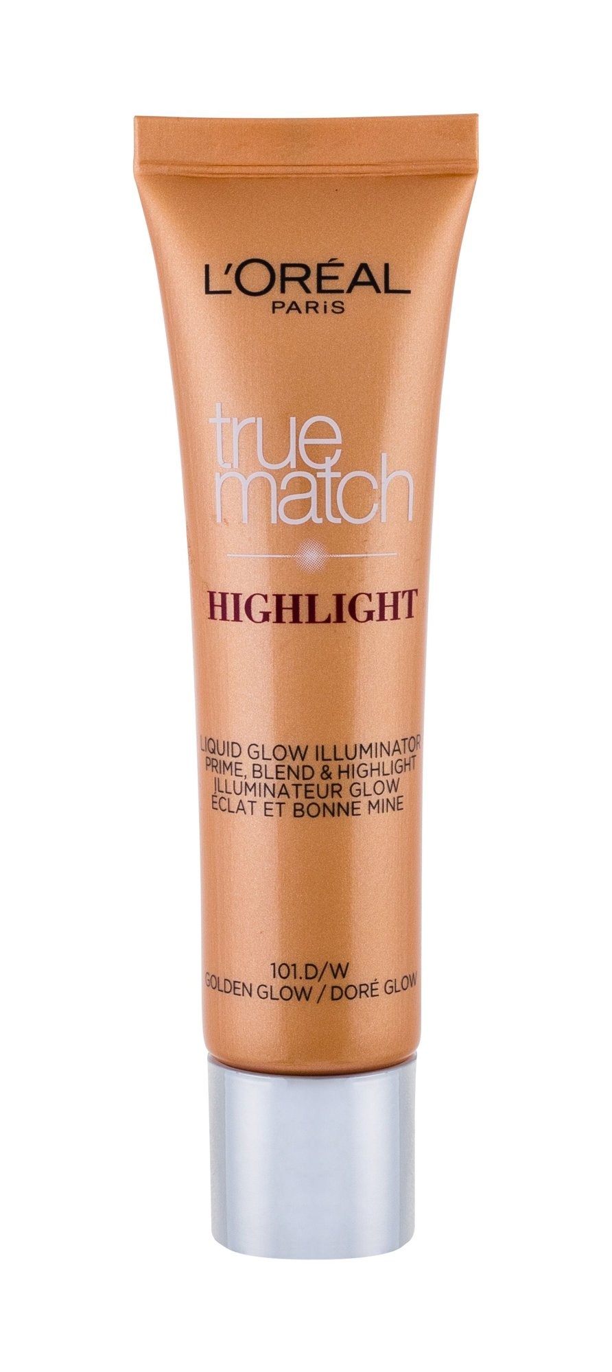 L´Oréal Paris True Match Brightener 30ml 101.D/W Golden Glow