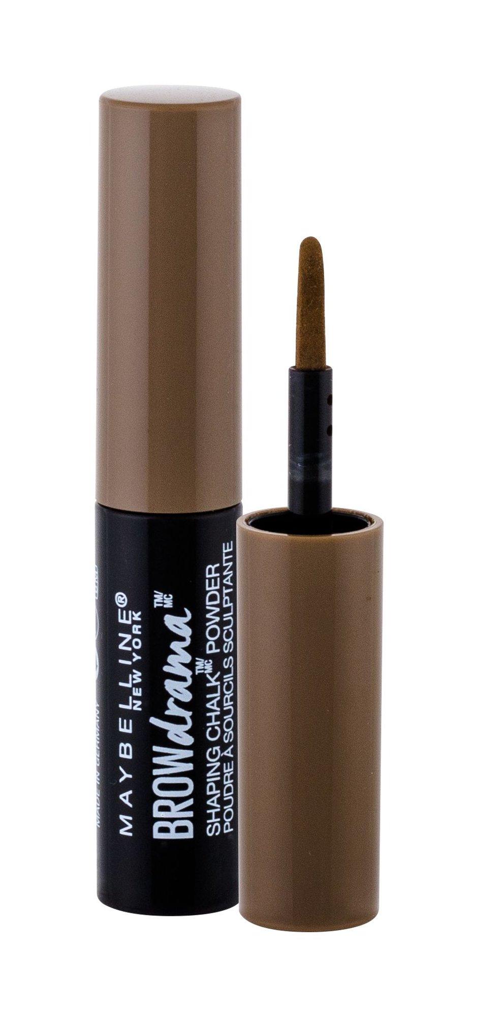 Maybelline Brow Drama Eyebrow Powder 1ml 120 Medium Brown