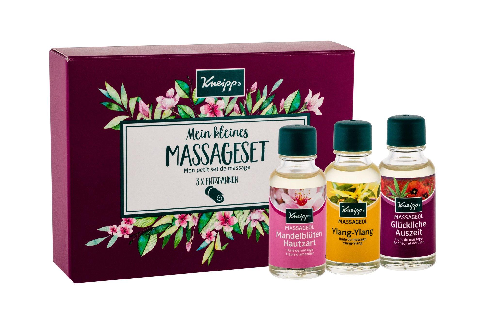 Kneipp Massage Oil For Massage 3x20ml