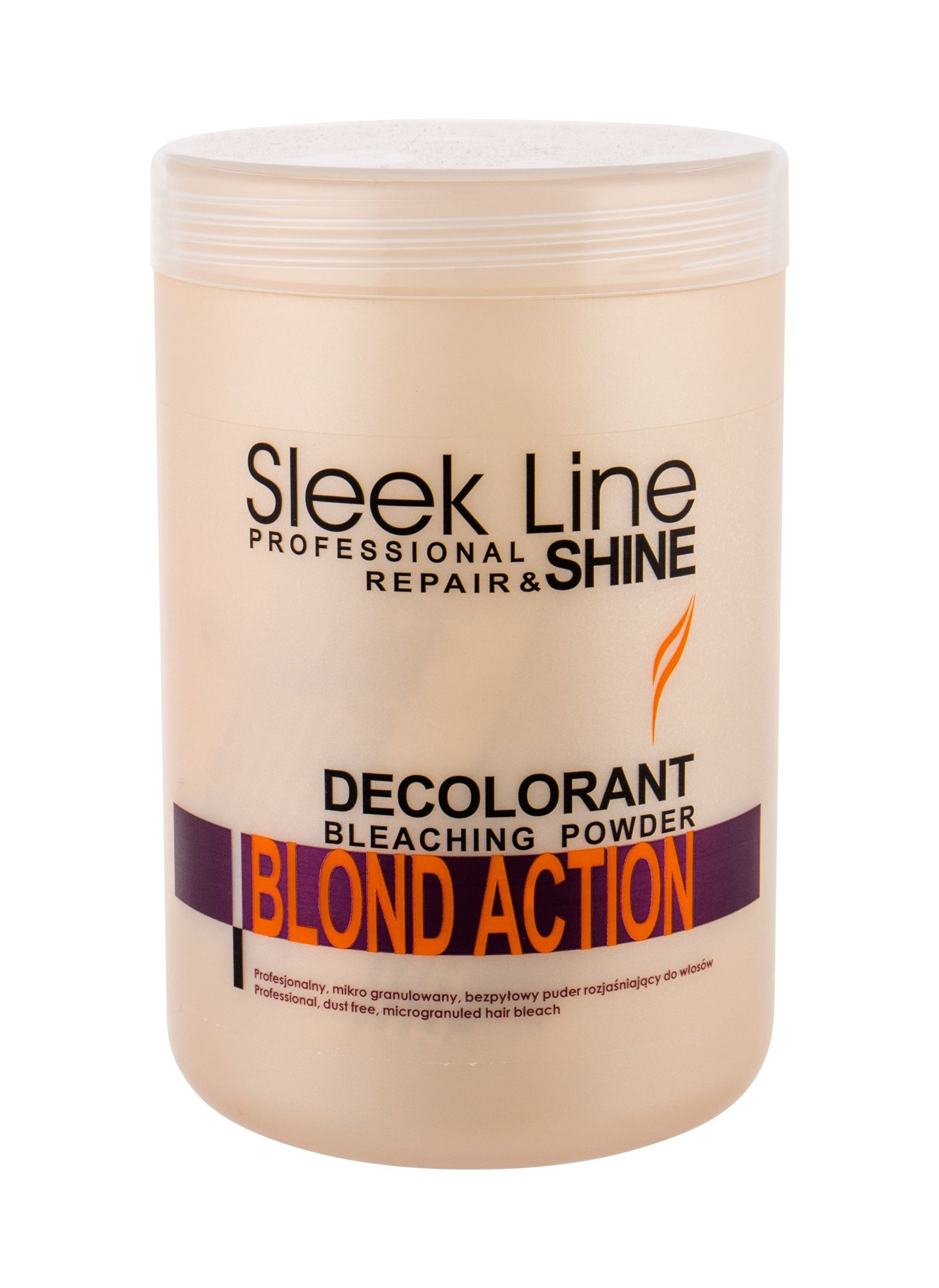 Stapiz Sleek Line Hair Color 500ml