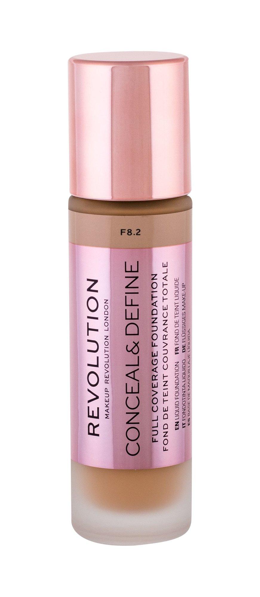 Makeup Revolution London Conceal & Define Makeup 23ml F8,2