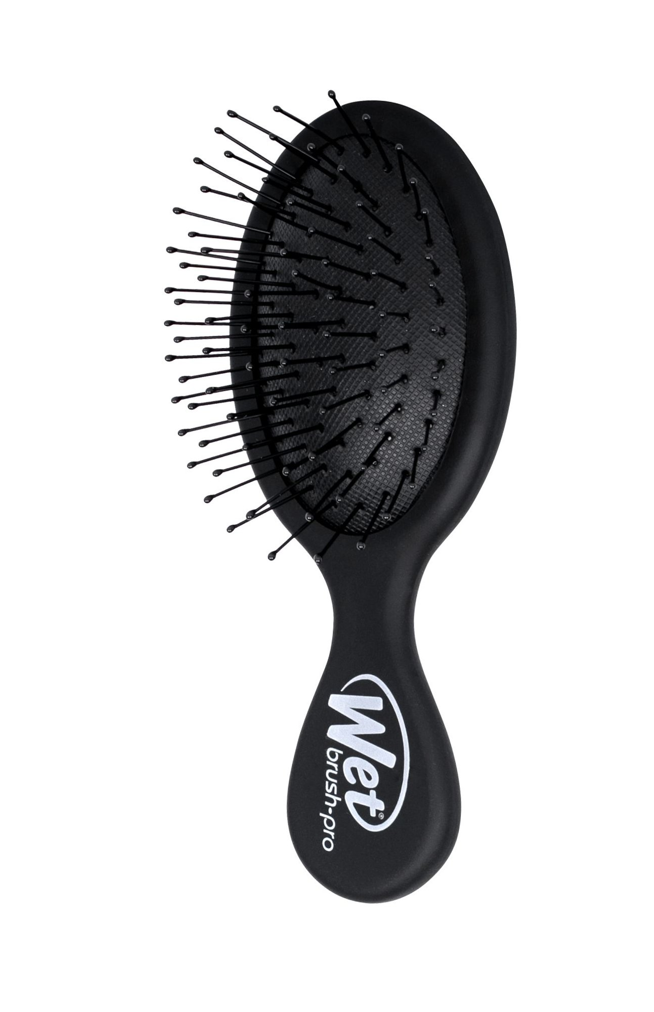 Wet Brush Detangle Professional Hairbrush 1ml Black Mini