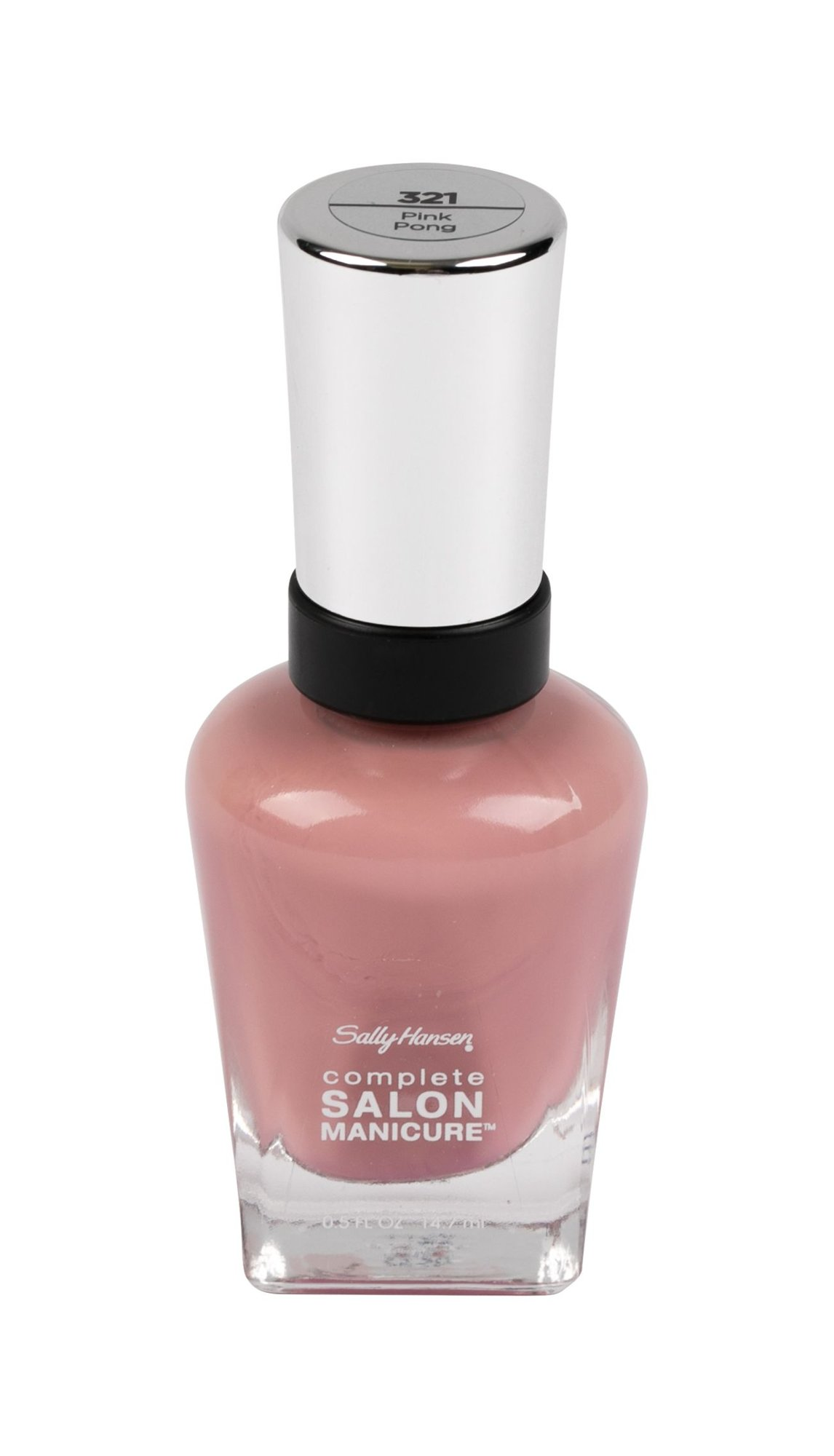Sally Hansen Complete Salon Manicure Nail Polish 14,7ml 321 Pink Pong