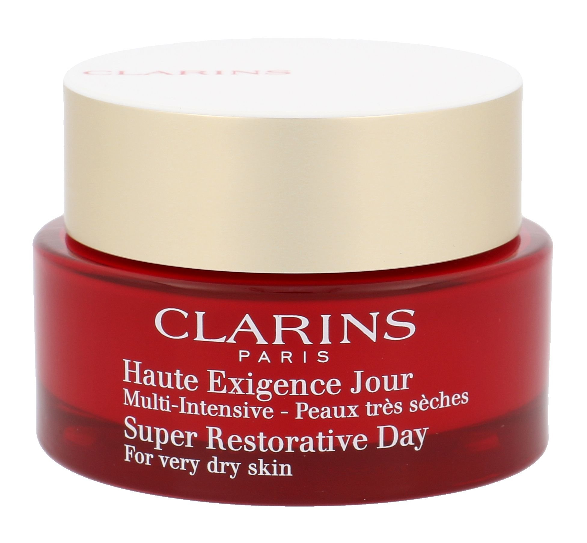 Clarins Super Restorative Day Cream Dry Skin Cosmetic 50ml