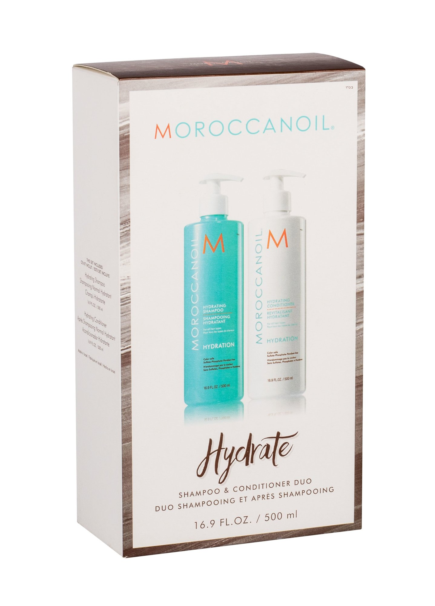 Moroccanoil Hydration Shampoo 500ml