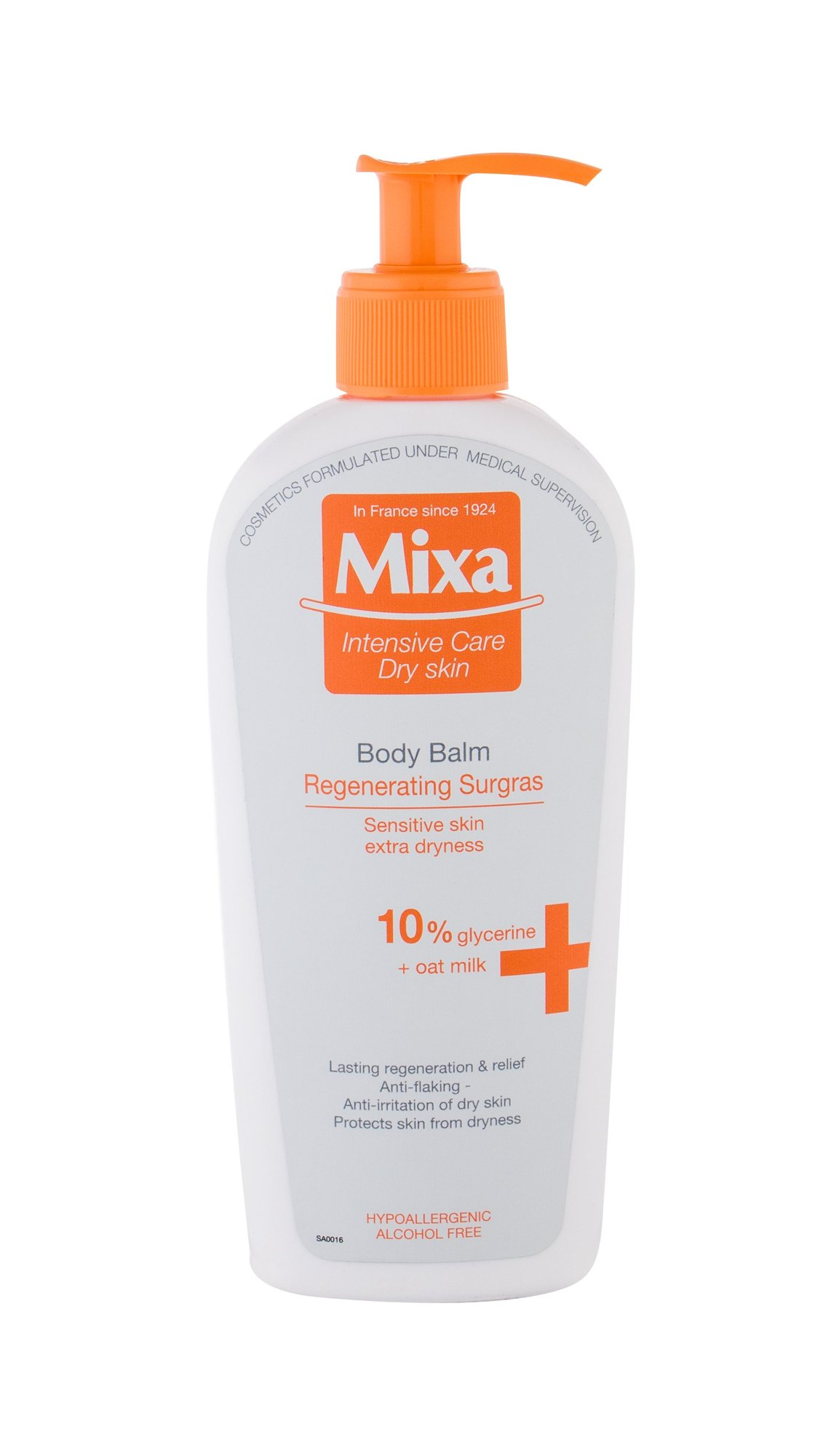 Mixa Regenerating Surgras Body Lotion 250ml