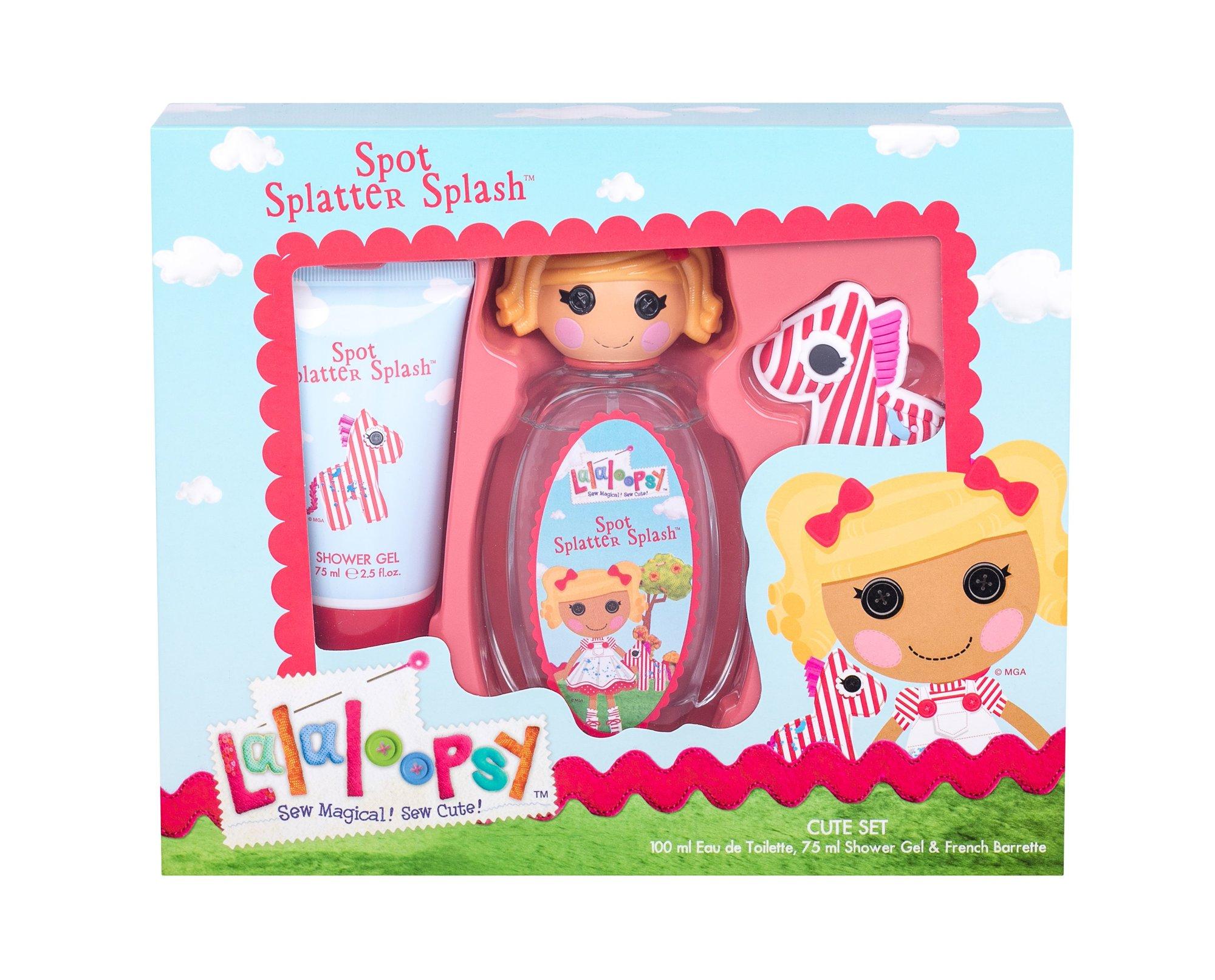 Lalaloopsy Spot Splatter Splash Eau de Toilette 100ml