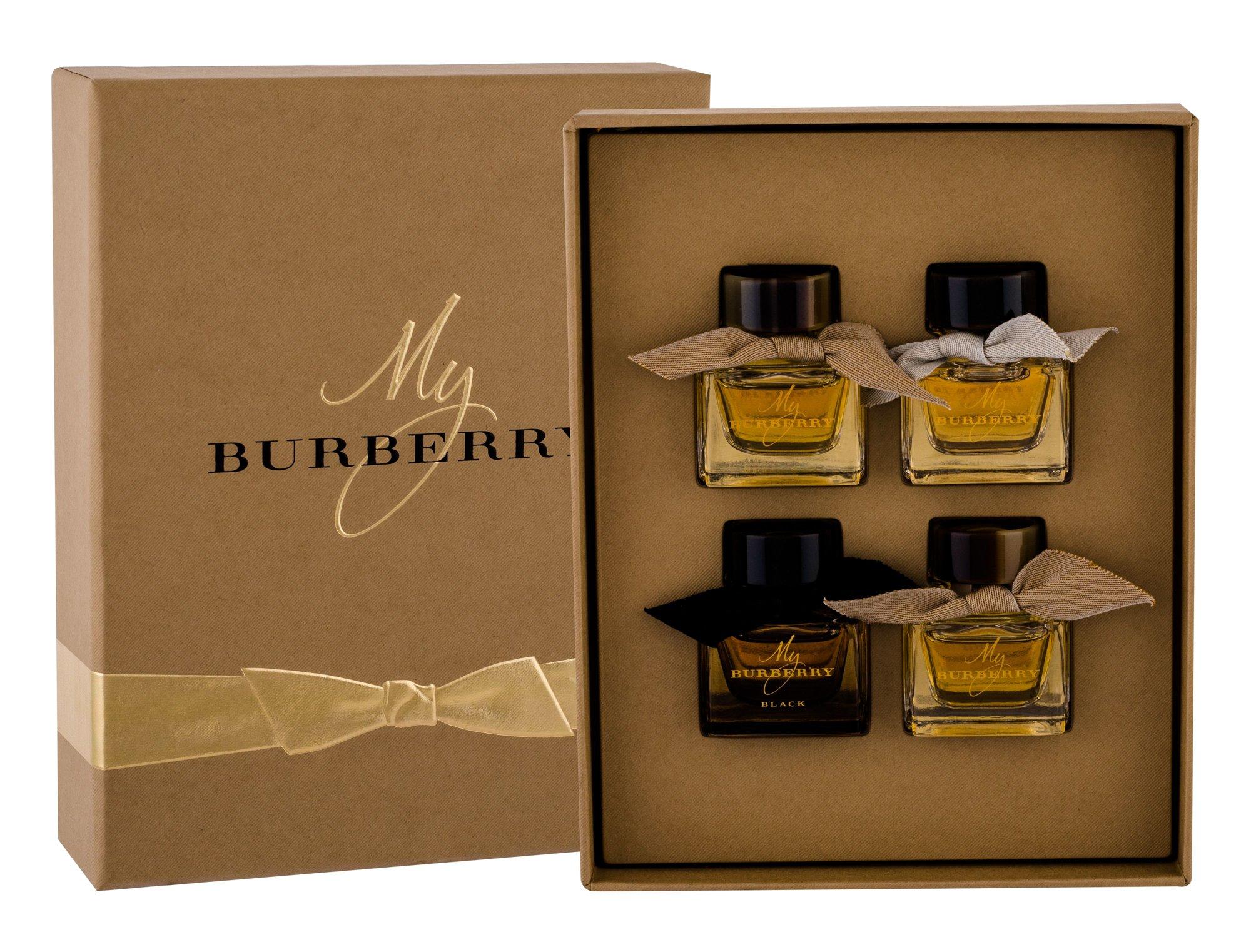 Burberry My Burberry Eau de Parfum 4x5ml