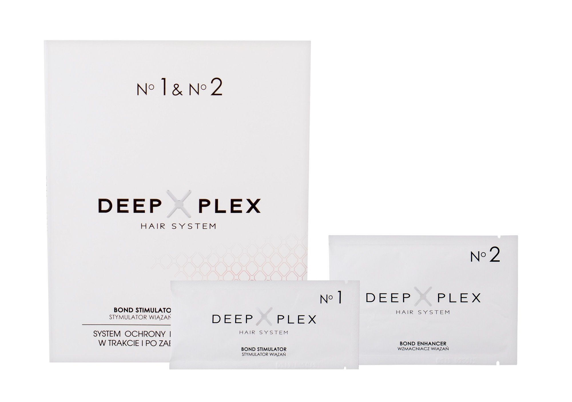 Stapiz Deep Plex Hair Color 6ml