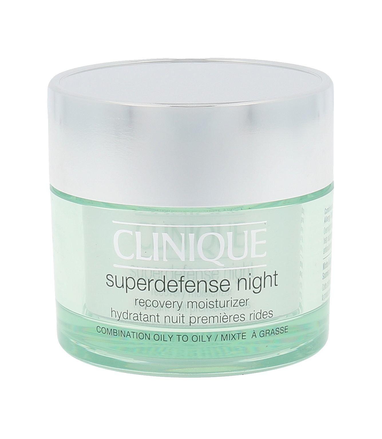 Clinique Superdefense Night Skin Cream 50ml