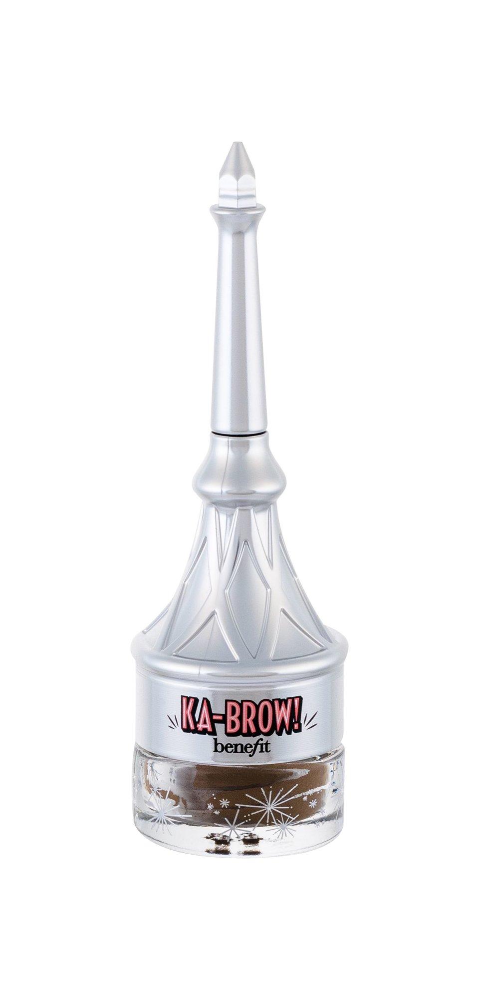 Benefit ka-Brow! Eyebrow Gel and Eyebrow Pomade 3ml 3.5 Neutral Medium Brown