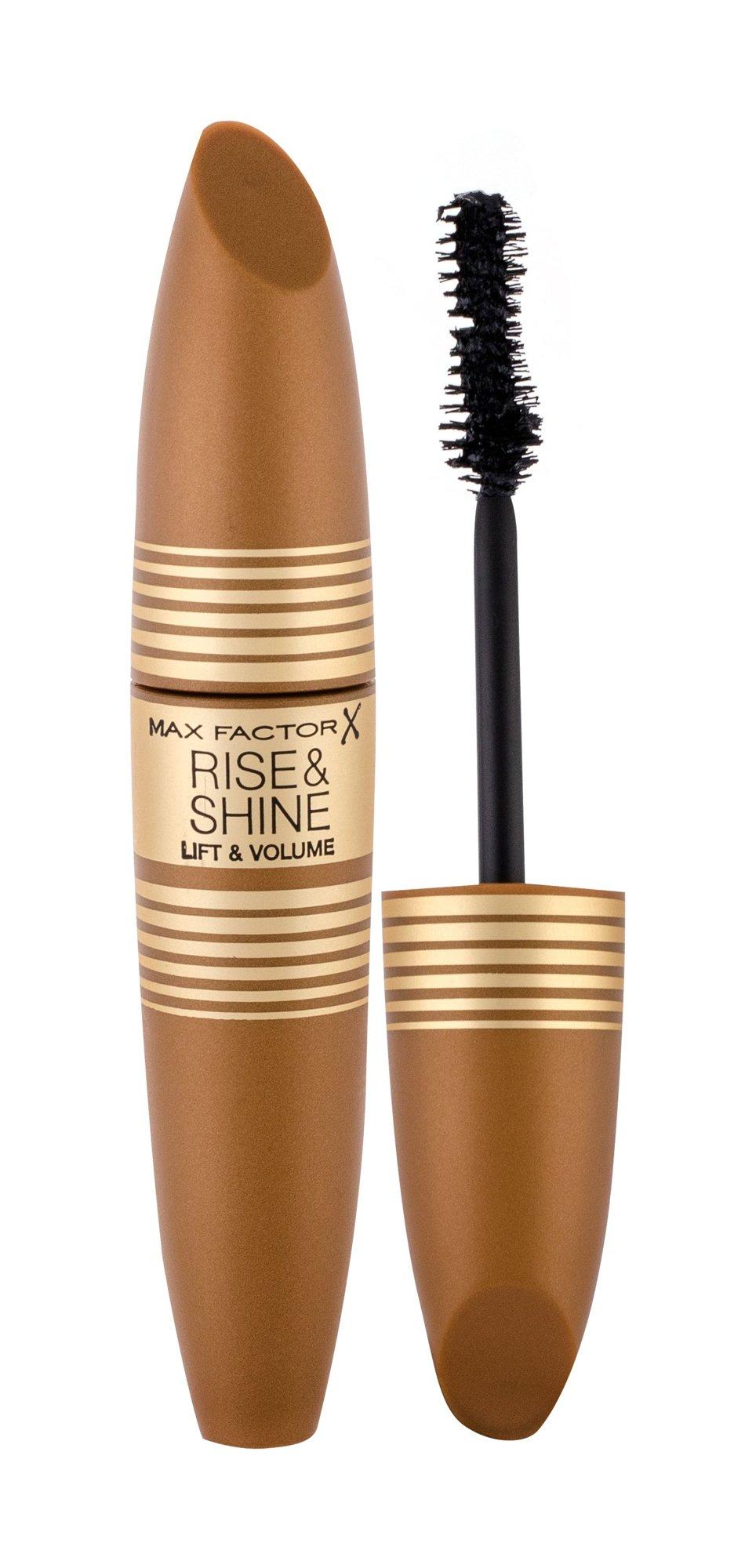 Max Factor Rise & Shine Mascara 12ml 000 Intense Black
