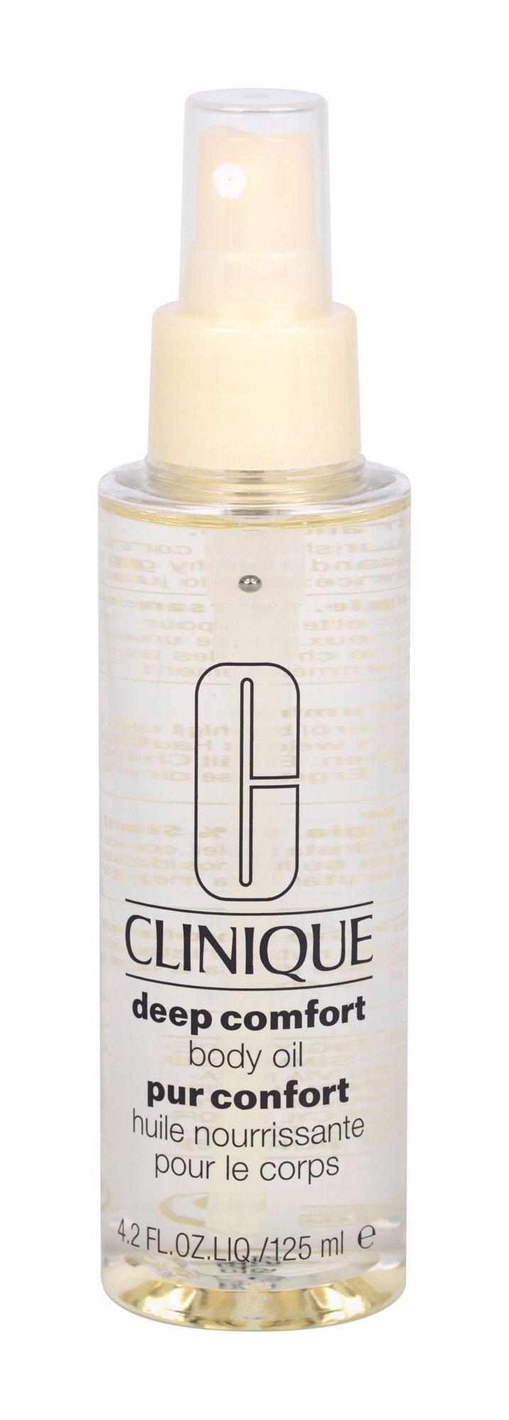 Clinique Deep Comfort Body Oil 125ml