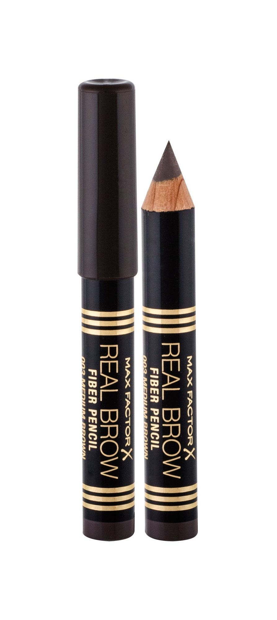 Max Factor Real Brow Eyebrow Pencil 1,7ml 003 Medium Brown