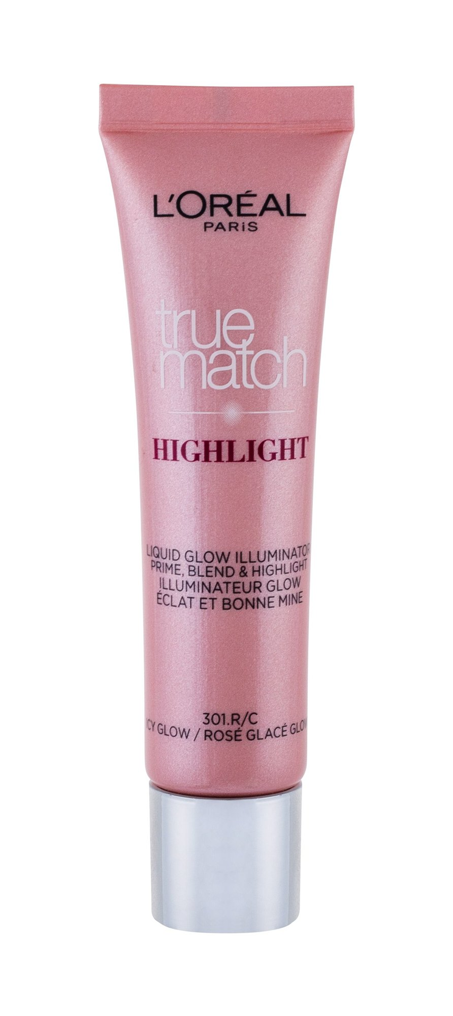 L´Oréal Paris True Match Brightener 30ml 301.R/C Icy Glow