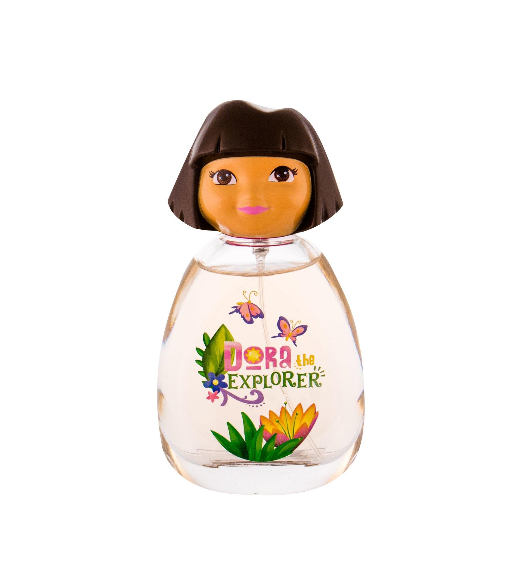 Nickelodeon Dora The Explorer Eau de Toilette 100ml