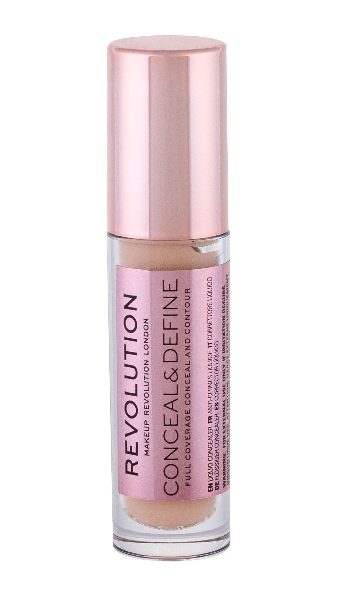 Makeup Revolution London Conceal & Define Corrector 4ml C9