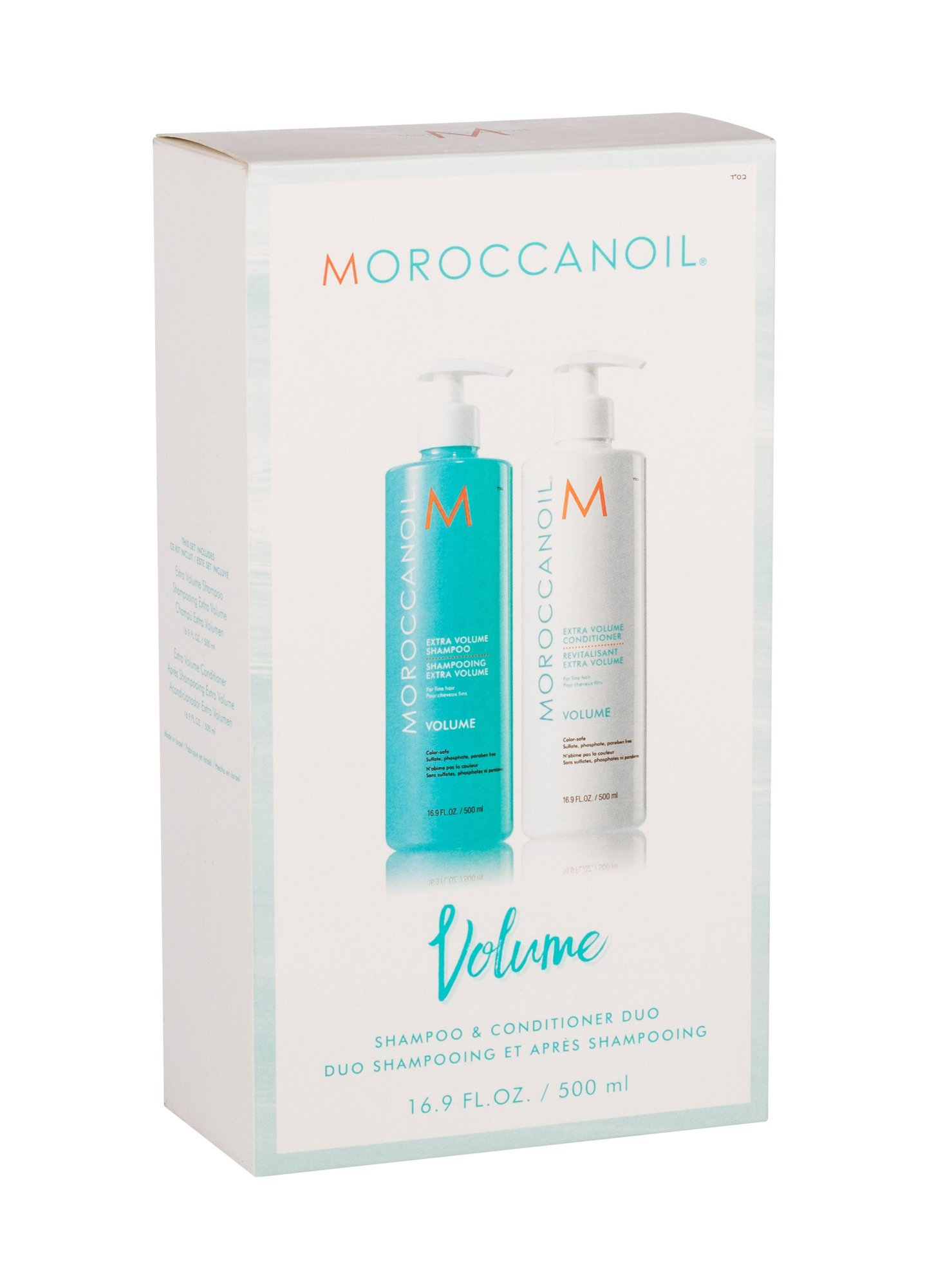 Moroccanoil Volume Shampoo 500ml