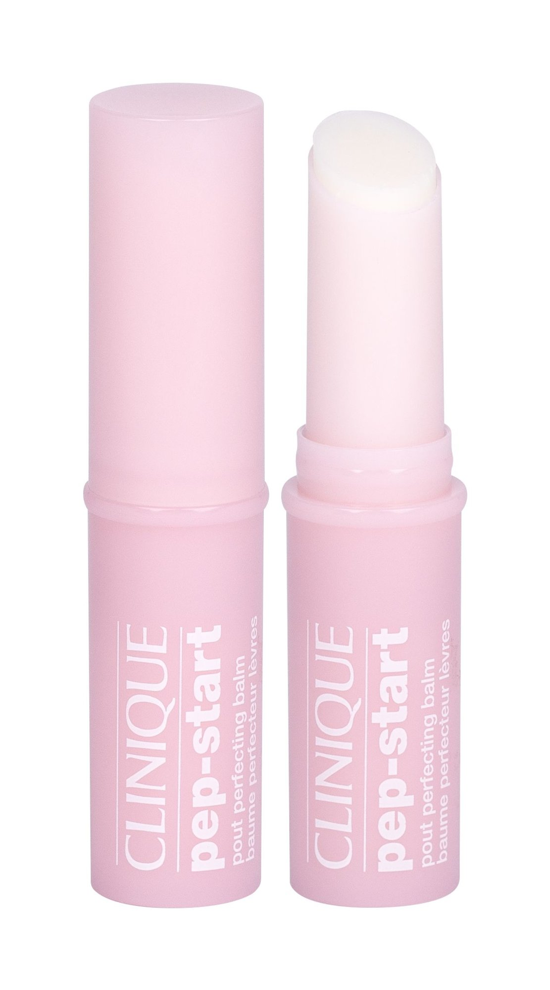Clinique Pep-Start Lip Balm 3,6ml Clear