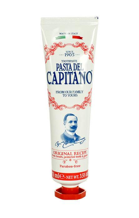 Pasta Del Capitano Original Recipe Cosmetic 75ml