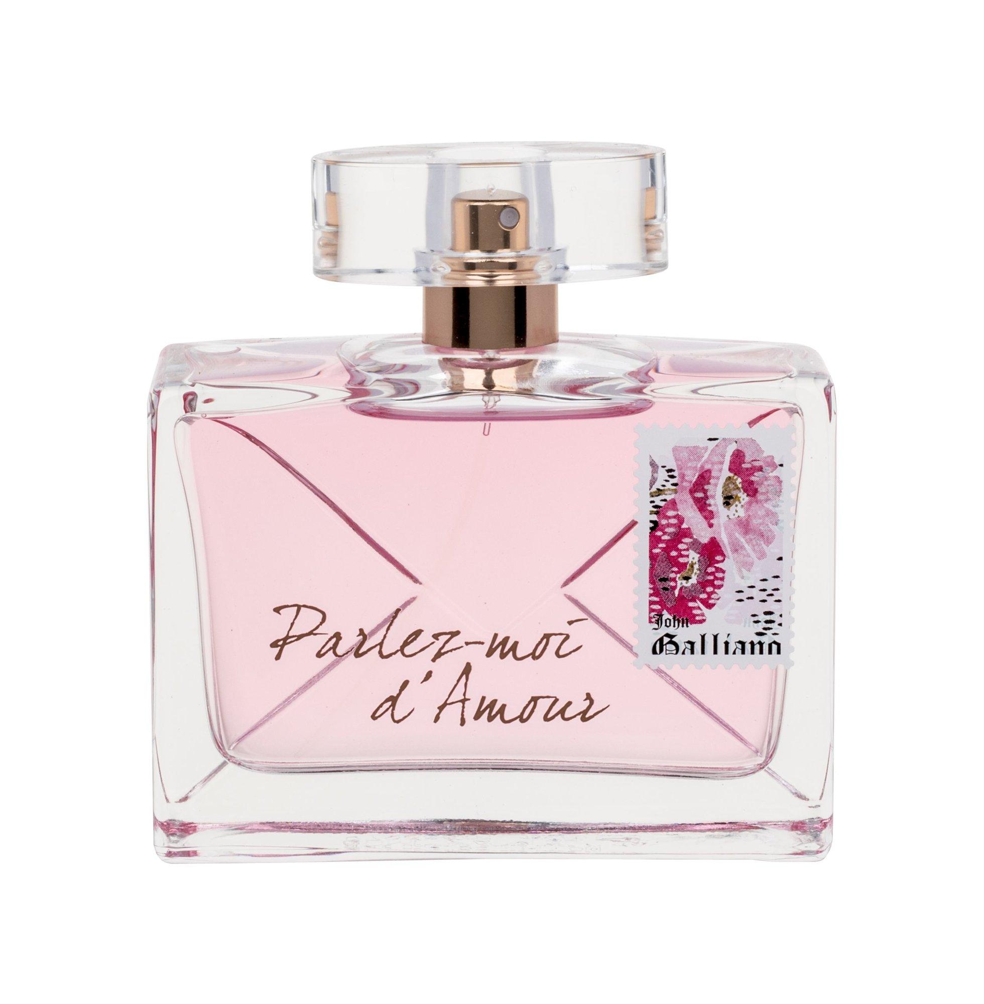 John Galliano Parlez-Moi d´Amour Eau de Parfum 80ml