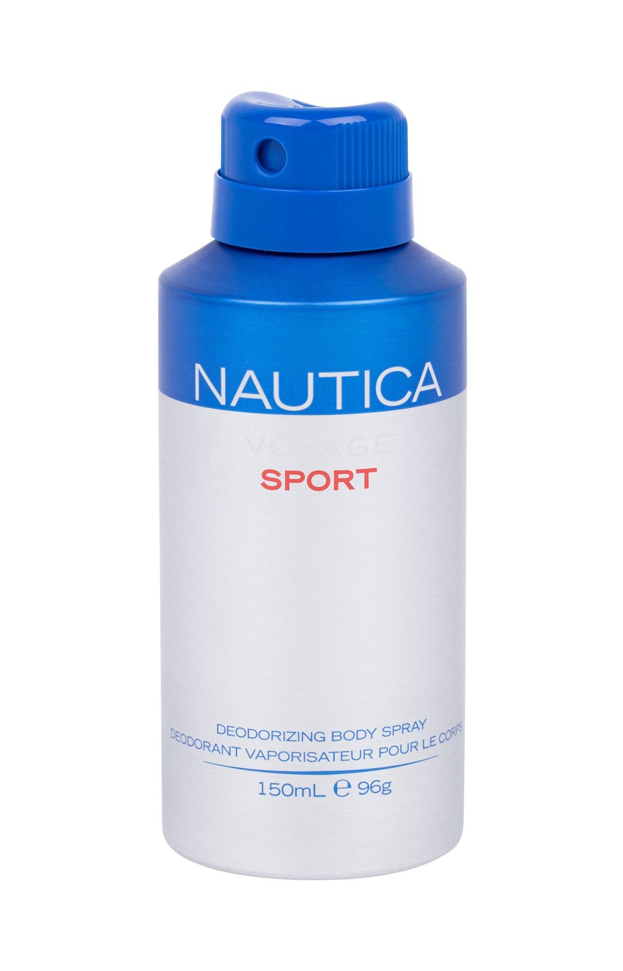Dezodorantas Nautica Voyage Sport