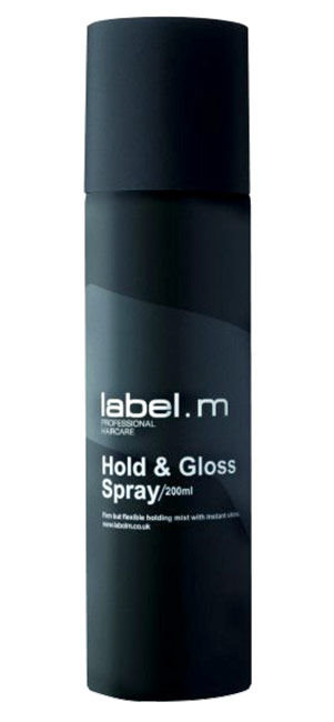 Label m Hold & Gloss Cosmetic 200ml