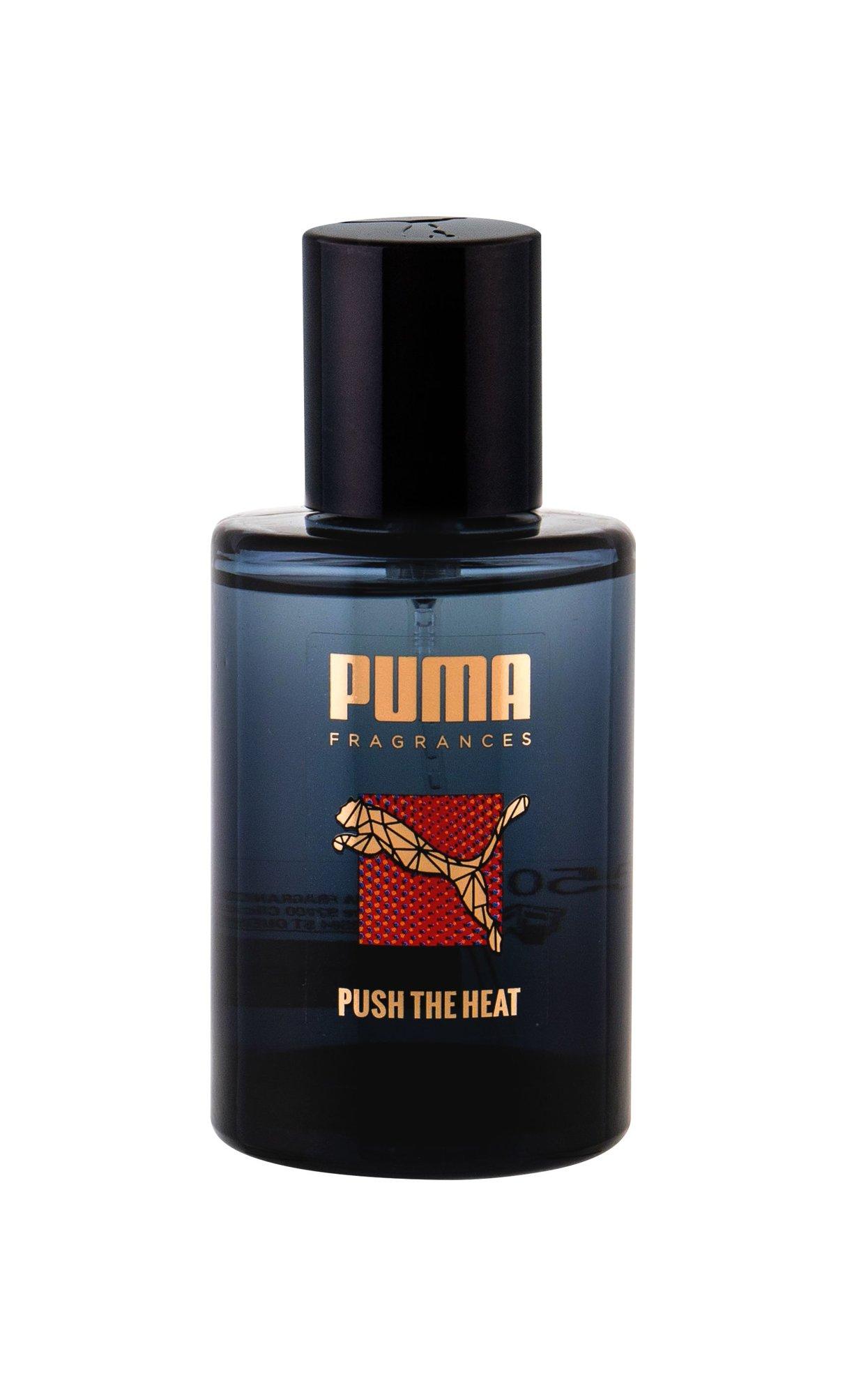 Puma Push The Heat Eau de Toilette 50ml