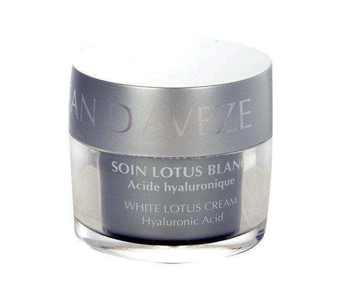 Jean d´Aveze White Lotus Cream Cosmetic 50ml