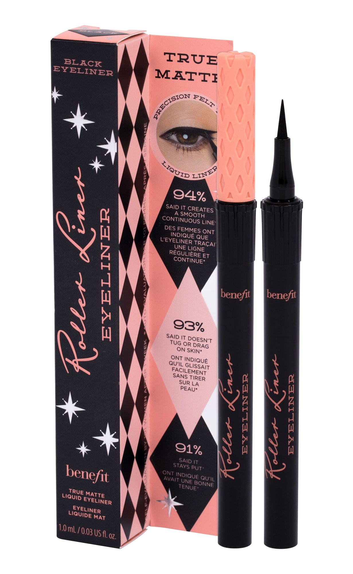 Benefit Roller Liner Eye Line 1ml Black
