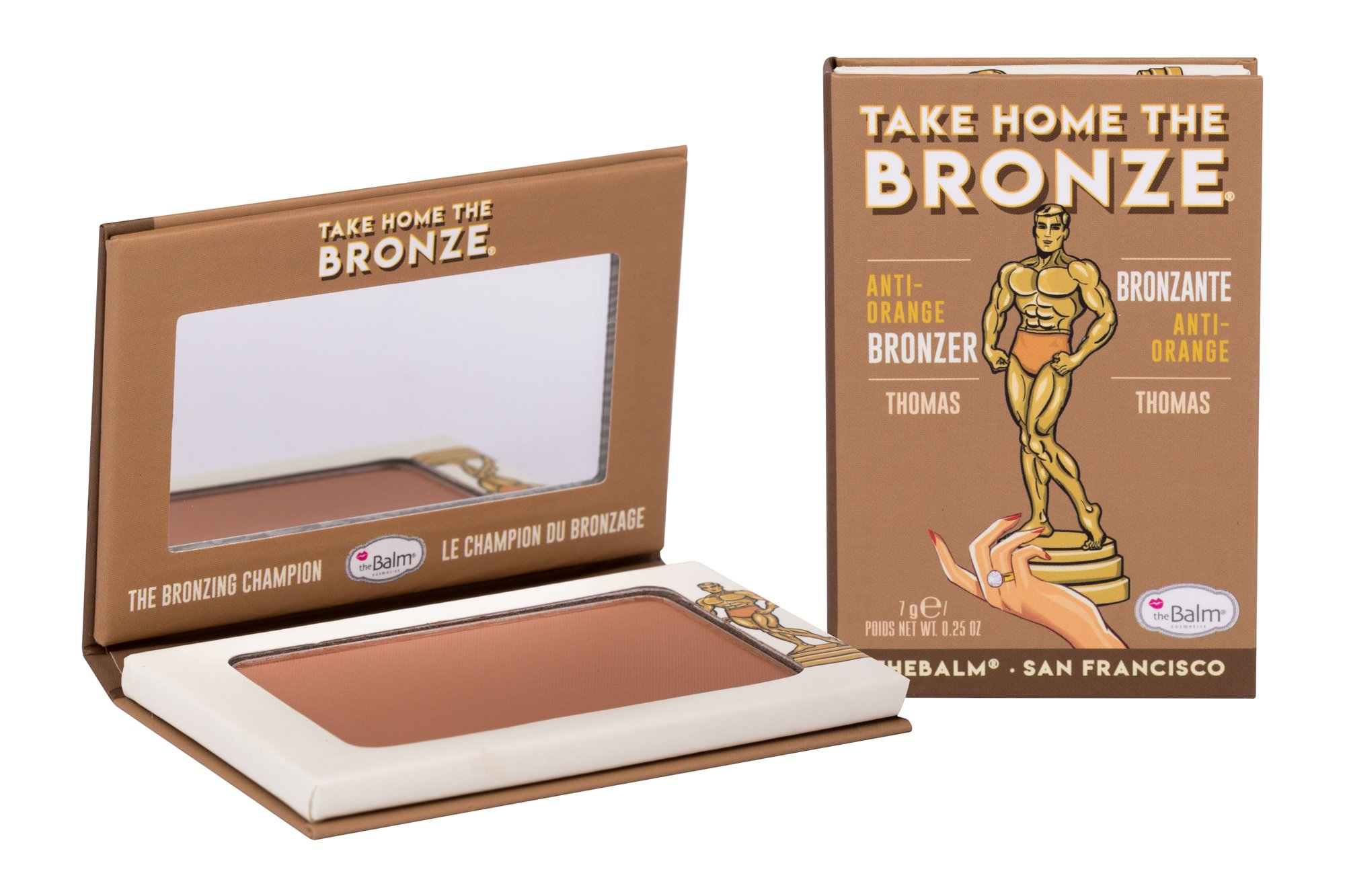 TheBalm Take Home The Bronze Bronzer 7ml Thomas