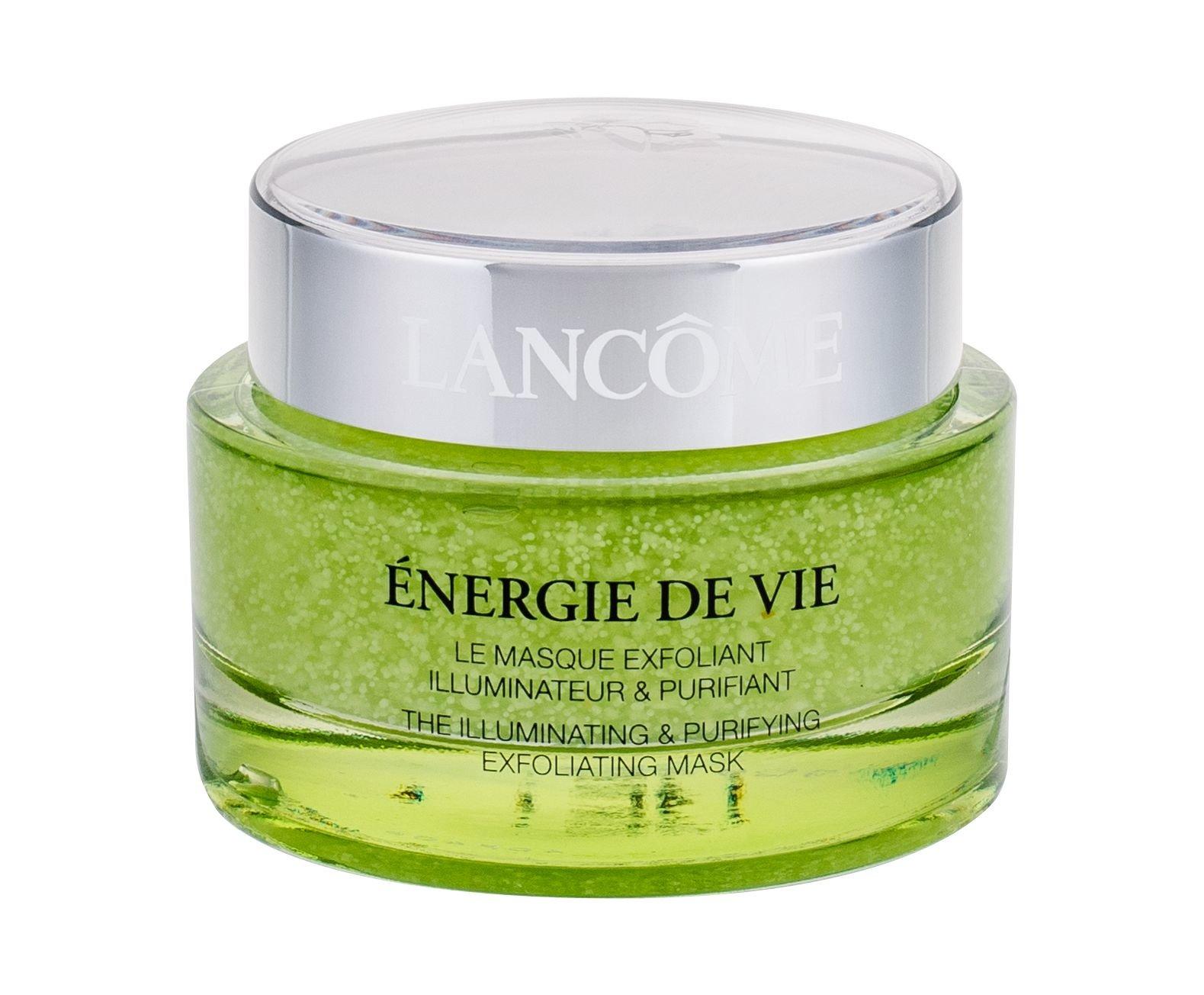 Lancôme Énergie De Vie Face Mask 75ml  Exfoliating Mask
