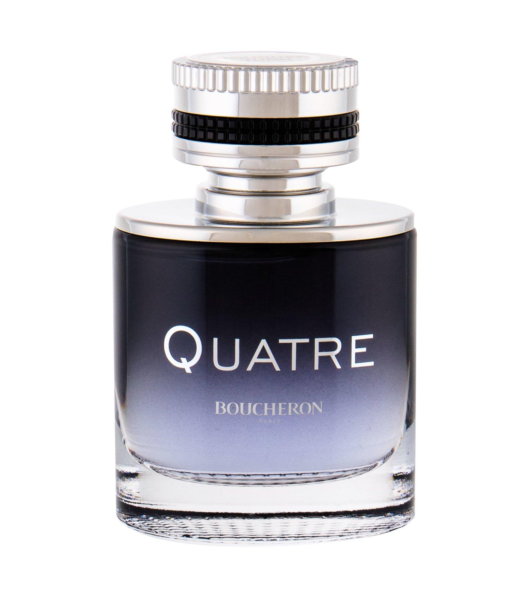Boucheron Boucheron Quatre Pour Homme Eau de Parfum 50ml