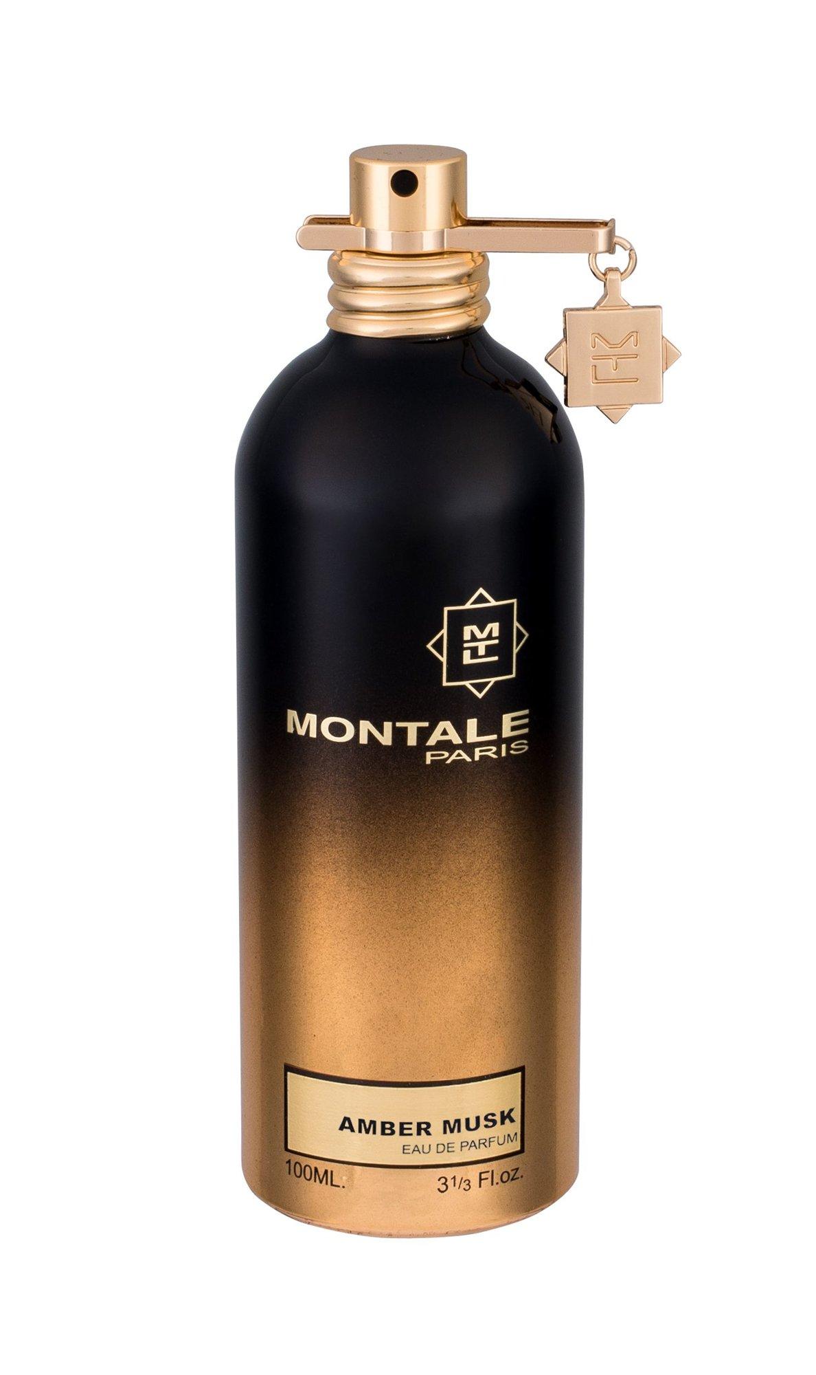 Montale Paris Amber Musk Eau de Parfum 100ml