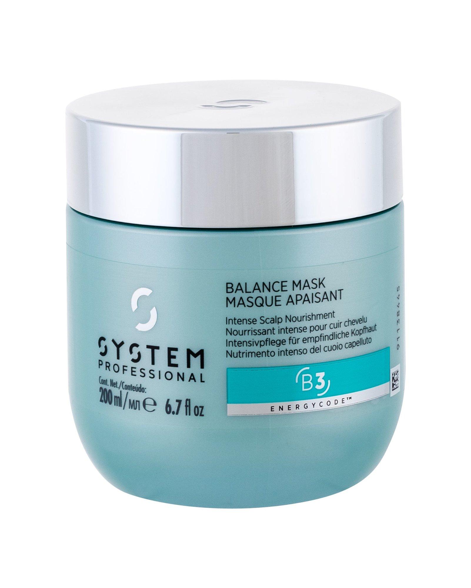System Professional Balance Hair Mask 200ml