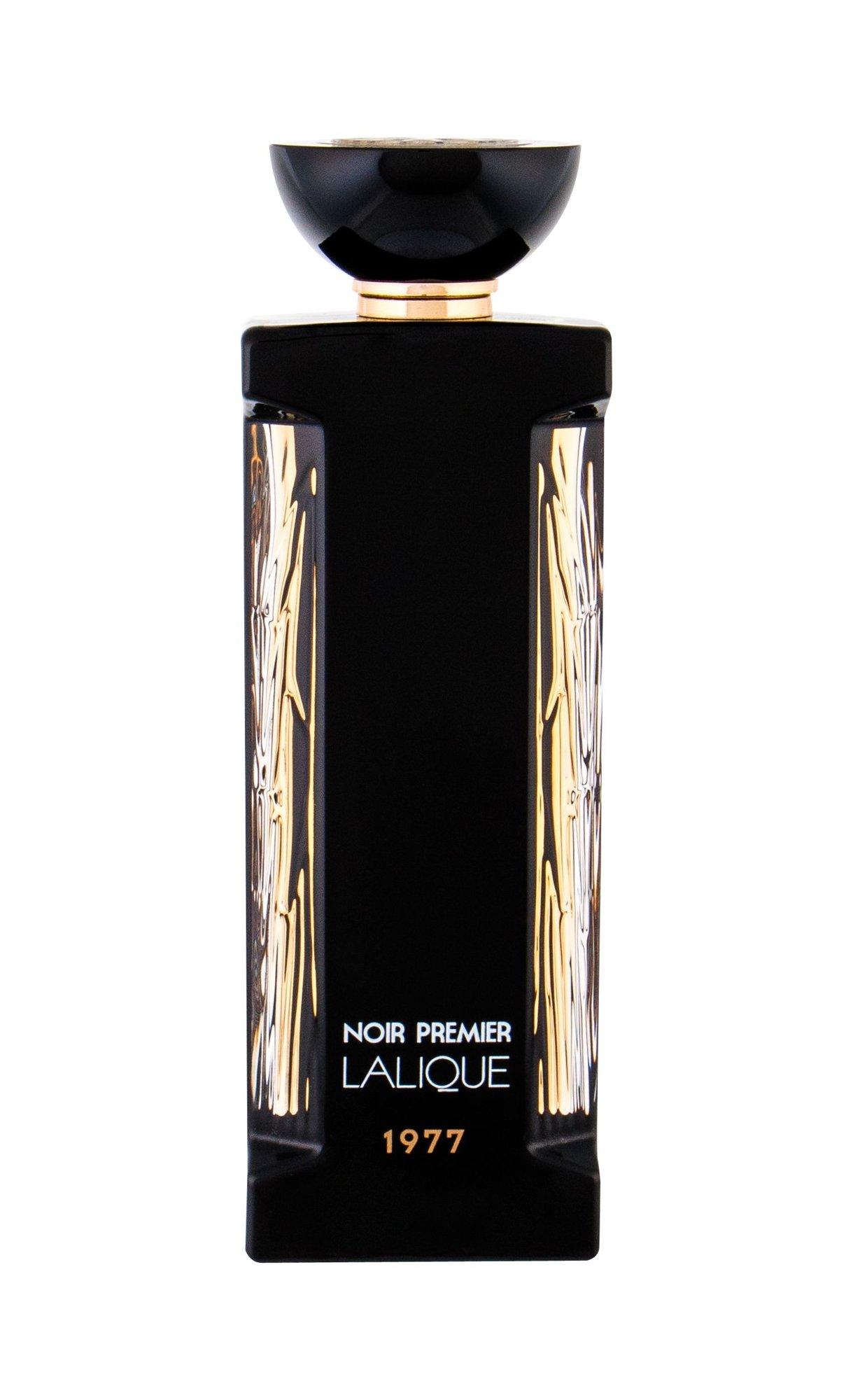 Lalique Noir Premier Collection Eau de Parfum 100ml  Fruits du Mouvement