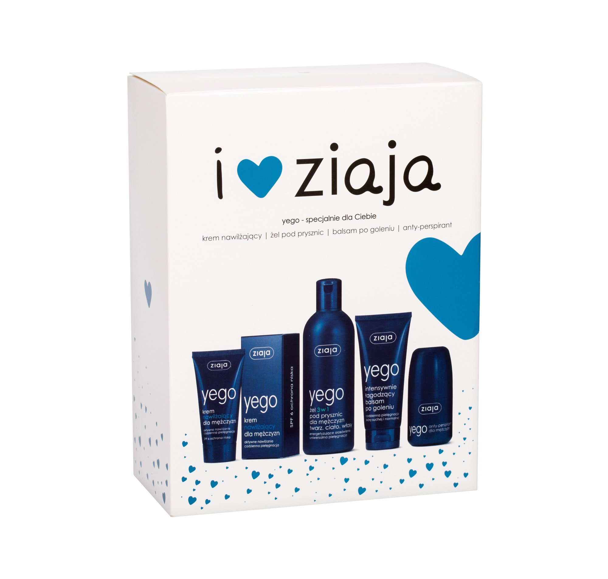 Ziaja Men Shower Gel 300ml
